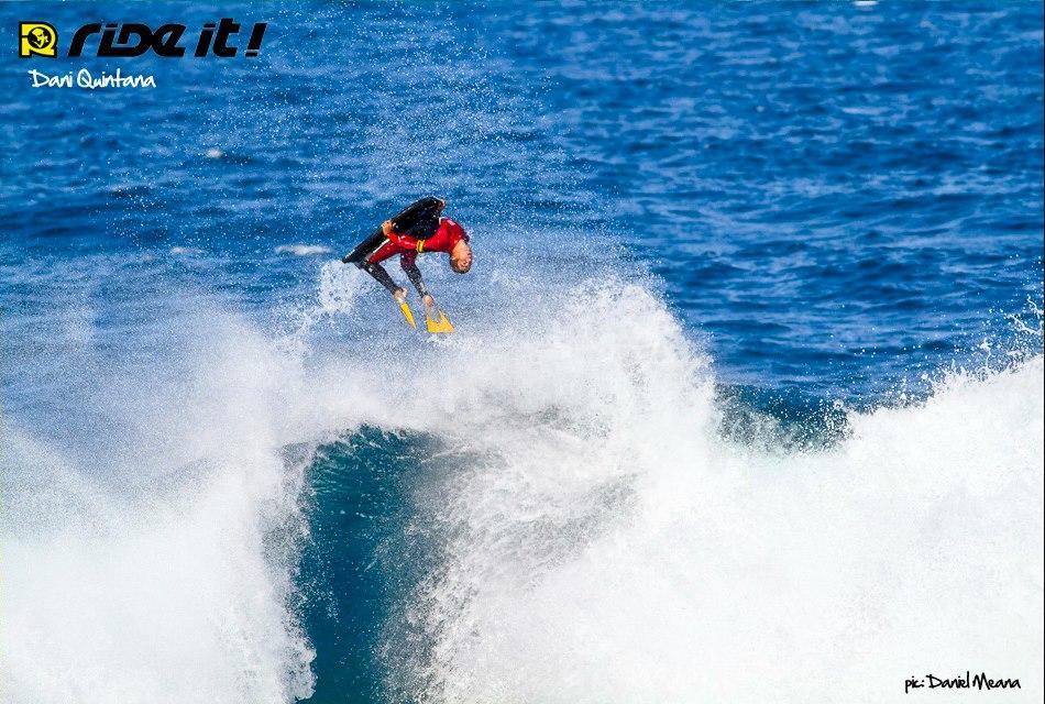 Dani Pou no Fronton, Pic by Daniel Meana