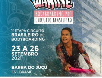 Wahine Bodyboarding Pro esgota vagas e tem presença de campeões mundiais na retomada do Circuito Brasileiro